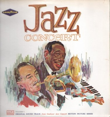 Duke Ellington / Bobby Hackett - Jazz Concert (LP)
