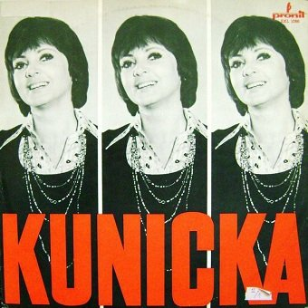 Halina Kunicka - Halina Kunicka (LP)