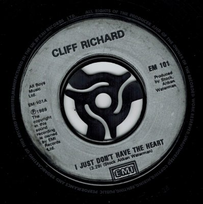 Cliff Richard - I Just Don't Have The Heart (7)