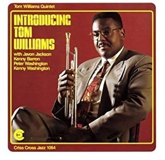 Tom Williams Quintet - Introducing Tom Williams (CD)