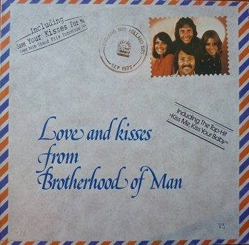 Brotherhood Of Man - Love And Kisses From (LP)