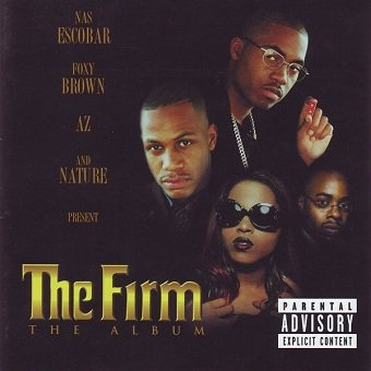 The Firm - The Album (CD)