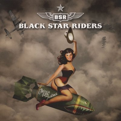 Black Star Riders - The Killer Instinct (LP)