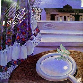Donald Byrd - John Jenkins - Star Eyes (LP)