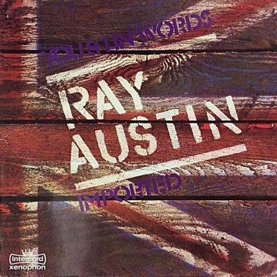 Ray Austin - You & I In Words (LP)