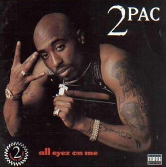 2Pac - All Eyez On Me (2CD)