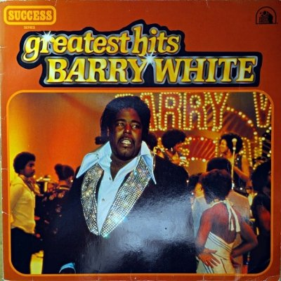 Barry White - Greatest Hits Barry White (LP)
