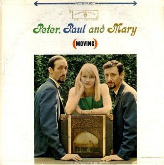 Peter, Paul And Mary - (Moving) (LP)
