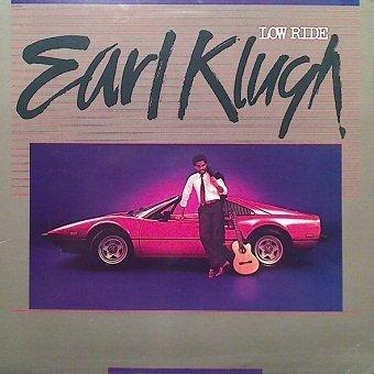 Earl Klugh - Low Ride (LP)