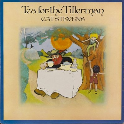 Cat Stevens - Tea For The Tillerman (LP)