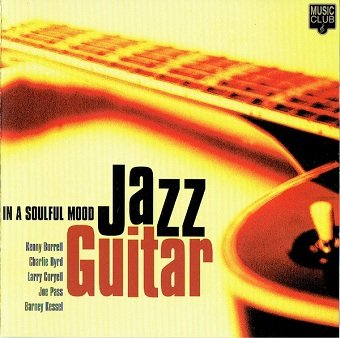 In A Soulful Mood / Jazz Guitar (CD)