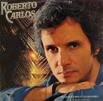 Roberto Carlos - Meu Querido, Meu Velho, Meu Amigo (My Dear Old Man) (LP)
