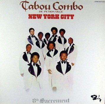 Tabou Combo De Petion Ville - New York City (LP)