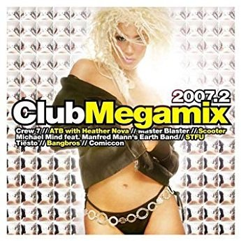 Club Megamix 2007.2 (CD)