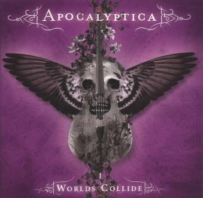 Apocalyptica - Worlds Collide (CD+DVD)
