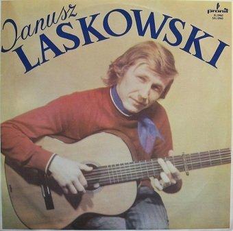 Janusz Laskowski - Janusz Laskowski (LP)