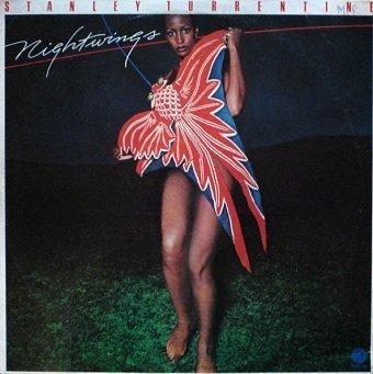 Stanley Turrentine - Nightwings (LP)