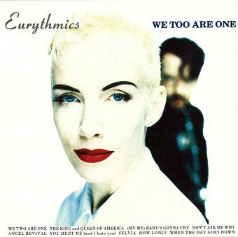 Eurythmics - We Too Are One (CD)