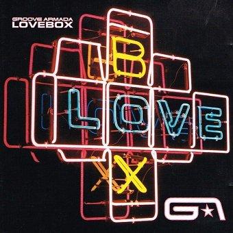 Groove Armada - Lovebox (CD)