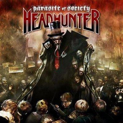 Headhunter - Parasite Of Society (CD)