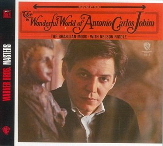 Antonio Carlos Jobim - The Wonderful World Of Antonio Carlos Jobim (CD)
