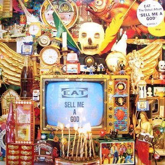 Eat - Sell Me A God (CD)