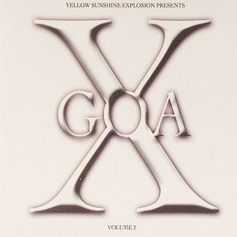 Goa X Volume 2 (CD)