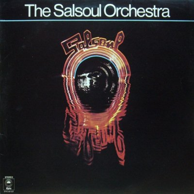 The Salsoul Orchestra - Salsoul Orchestra (LP)