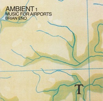 Brian Eno - Ambient 1 (Music For Airports) (CD)