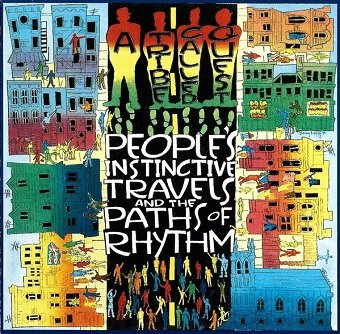 A Tribe Called Quest - People's Instinctive Travels And The Paths Of Rhythm (CD)