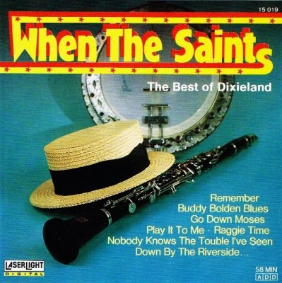 The Original Dixieland-Stompers - When The Saints (The Best Of Dixieland) (CD)