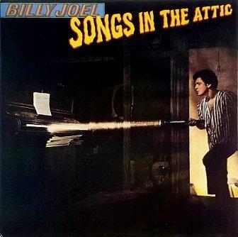 Billy Joel - Songs In The Attic (LP)