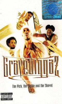 Gravediggaz - The Pick, The Sickle And The Shovel (MC)