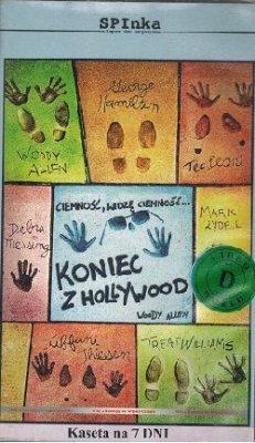 Koniec z Hollywood (VHS)