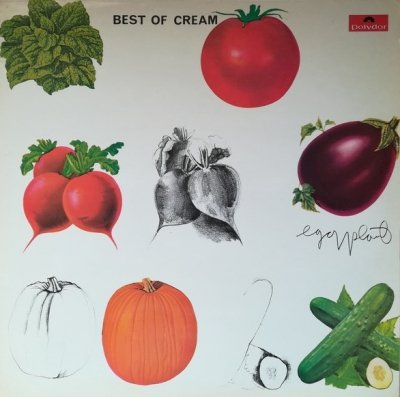 Cream - Best Of Cream (LP)