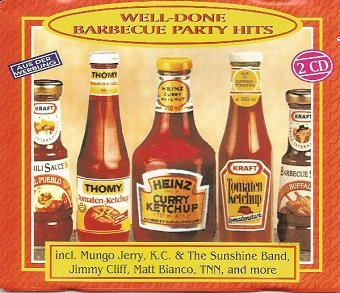 Well-Done Barbecue Party Hits (2CD)