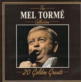 Mel Tormé - The Mel Tormé Collection - 20 Golden Greats (LP)