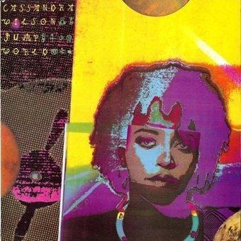 Cassandra Wilson - Jumpworld (LP)