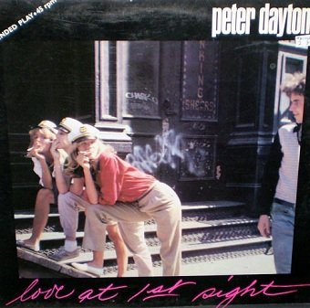 Peter Dayton - Love At 1st Sight (12'')