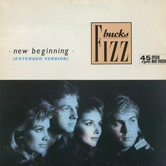 Bucks Fizz - New Beginning (Mamba Seyra) (12'')