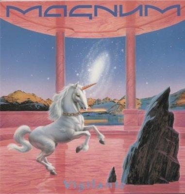 Magnum - Vigilante (LP)