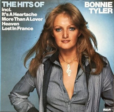 Bonnie Tyler - The Hits Of Bonnie Tyler (LP)