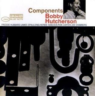 Bobby Hutcherson - Components (CD)