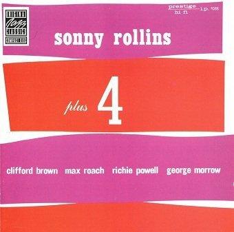 Sonny Rollins - Plus 4 (CD)