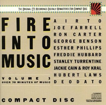 Fire Into Music Volume 3 (CD)