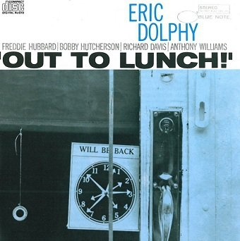 Eric Dolphy - Out To Lunch! (CD)