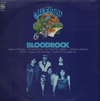 Bloodrock - Hit Road (LP)