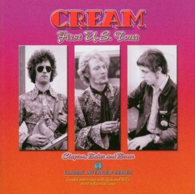 Cream - First U.S.Tour (CD)