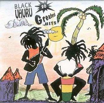 Black Uhuru - 20 Greatest Hits (CD)