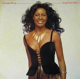 Claudja Barry - The Girl Most Likely (LP)